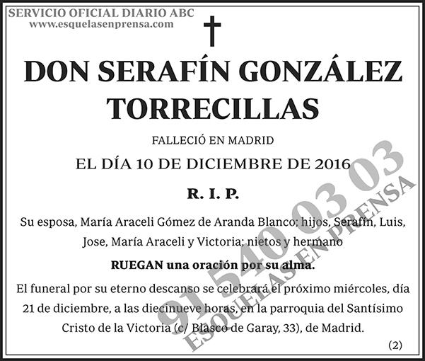 Serfaín González Torrecillas